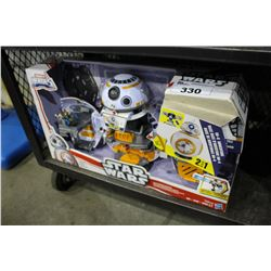 STAR WARS GALATIC HEROS PLAYSET