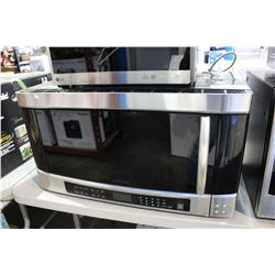 SAMSUNG SMH9207ST RANGETOP MICROWAVE OVEN