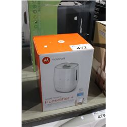 MOTOROLA SMART NURSERY HUMIDIFIER +