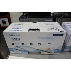 PAIR OF THERAPEDIC TRUCOOL KING SIZE PILLOWS