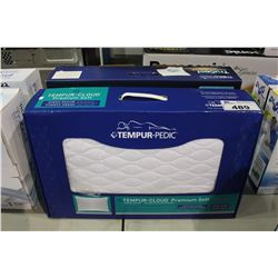 THERAPEDIC TRUCOOL STANDARD PILLOW AND TEMPUR-PEDIC TEMPUR-CLOUD QUEEN PILLOW