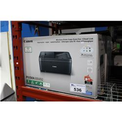 CANON PIXIMA MX492 PRINTER