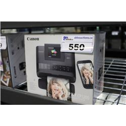 CANON SELPHY CP1200 COMPACT PHOTO PRINTER
