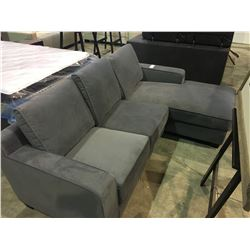 TWO PIECE SECTIONAL SOFA SET
