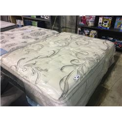 QUEEN SIZED PERFECT SLEEPER SERTA MATTRESS