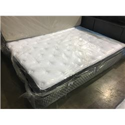 SERTA MASTERPIECE QUEEN SIZED EURO TOP MATTRESS