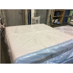 SERTA ICOMFORT KING SIZED MEMORY FOAM MATTRESS