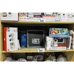 SHELF LOT OF DEPARTMENT STORE GOODS: BABY AND NURSERY ITEMS