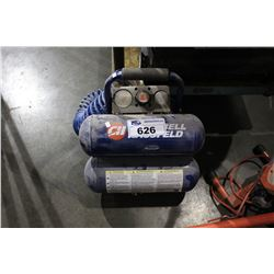 CAMPBELL HAUSFELD 100PSI AIR COMPRESSOR