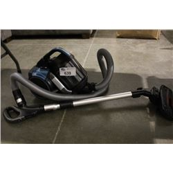 SAMSUNG MOTION SYNC CANISTER VACUUM