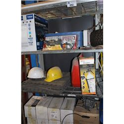 ROLLING RACK OF STORAGE LOCKER GOODS