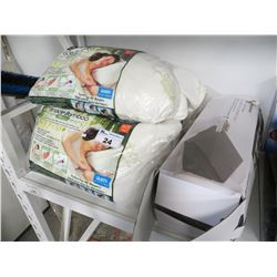 ASSORTED MIRACLE BAMBOO PILLOWS/BEDWEDGE PILLOW