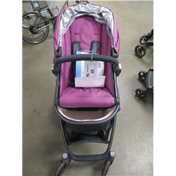 PINK UPPABABY BABY STROLLER