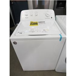 """WHIRLPOOL WASHER MODEL WTW4616FW1 (43.5""""H X 27""""W X 26""""D) SOME FREIGHT DAMAGE SUGGEST VIEWING"""
