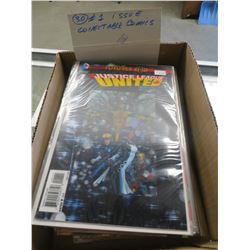 30 #1 ISSUE COLLECTIBLE COMICS