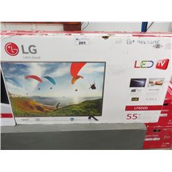 "LG 55"" LED TV MODEL LF6000 (BOXED)/GUARANTEED GOOD WORKING ORDER"