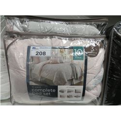 LONG MEADOW 10 PC KING SIZE COMPLETE BED SET