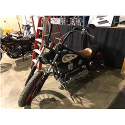 *removed from sale* - 2004 HARLEY DAVIDSON CUSTOM CHOPPER, 22,000KMS, VIN # 5HD1BWB1X4Y028491