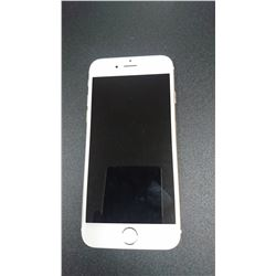 APPLE IPHONE 6-16GB, GOLD, LOCKED TO TELUS, WORKING ORDER, NO POWER CORD OR ACCESSORIES