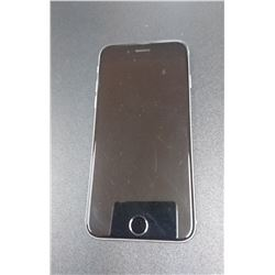 APPLE IPHONE 6-16GB, SPACE GREY, LOCKED TO TELUS, WORKING ORDER, NO POWER CORD OR ACCESSORIES, SOME