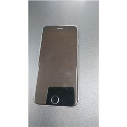 APPLE IPHONE 6-64GB, GREY, LOCKED TO BELL, WORKING ORDER, NO POWER CORD OR ACCESSORIES