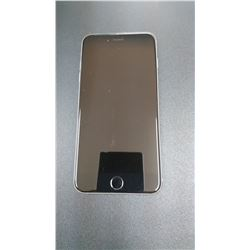 APPLE IPHONE 6+-16GB, SPACE GREY, LOCKED TO TELUS, WORKING ORDER, NO POWER CORD OR ACCESSORIES