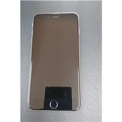 APPLE IPHONE 6+-64GB, SPACE GREY, LOCKED TO TELUS, WORKING ORDER, NO POWER CORD OR ACCESSORIES