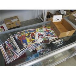 30 ASSORTED SPIDERMAN COLLECTIBLE COMICS