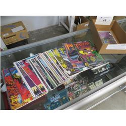 30 ASSORTED COLLECTIBLE COMICS