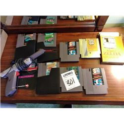 Nintendo Gaming Lot