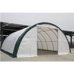 30 X 40 X 15 COMMERCIAL TEMP SHELTER