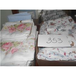 Assorted Bedding (Double)