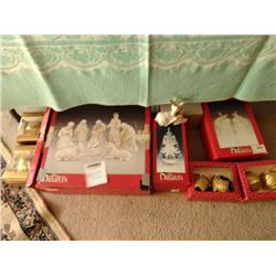 Dillard's Christmas Decor Lot