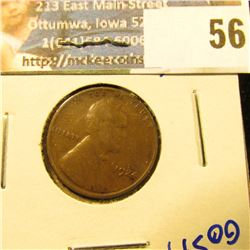 1924-D SEMI KEY DATE WHEAT PENNY
