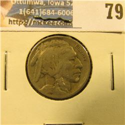 1916-D BUFFALO NICKEL