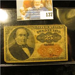 TWENTY FIVE CENT FRACTIONAL NOTE