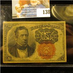 TEN CENT FRACTIONAL NOTE