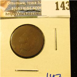 1876 INDIAN HEAD PENNY