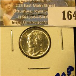 HIGH GRADE 1934 MERCURY DIME