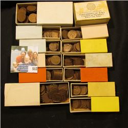"Group of Small boxes including one labeled ""Dispensing Laboratory University of Iowa College of Phar"