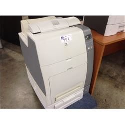 HP COLOUR LASERJET 4700DN NETWORK PRINTER