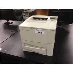HP LASERJET 4000P NETWORK PRINTER