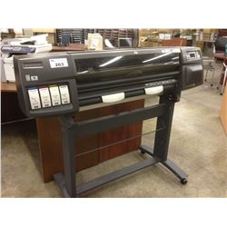 HP DESIGNJET 1055CM PLUS WIDE FORMAT PRINTER