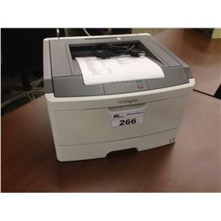 LEXMARK E260DN NETWORK PRINTER
