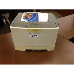 LEXMARK C544DN NETWORK PRINTER