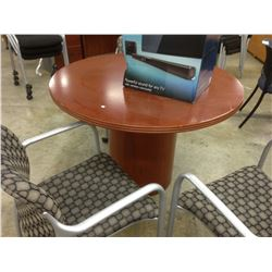 CHERRY 42'' CONFERENCE TABLE
