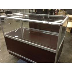 CHERRY 4' DISPLAY CABINET