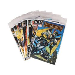 Set of Hawkworld Comics #1-5, #7-13 and Anuual #1