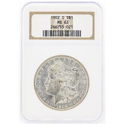 1902-O MS63 Morgan Silver Dollar