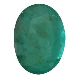 2.36 ctw Oval Emerald Parcel